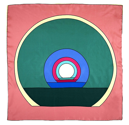 Foulard 60 Illusion