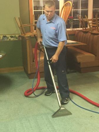 Complete Carpet Care Fort Wayne In Chris Malott