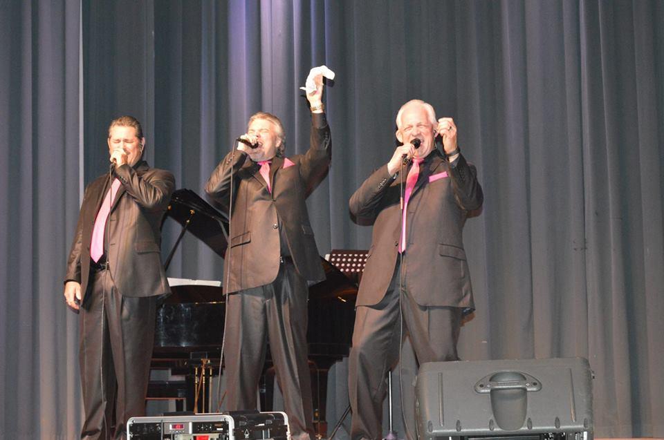 georgia on stage