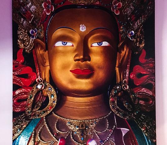 Psyhic buddha