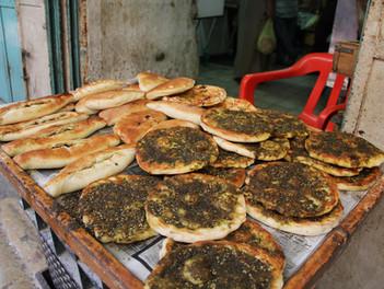 jerusalem- אוויר הרים ואוכל משובח