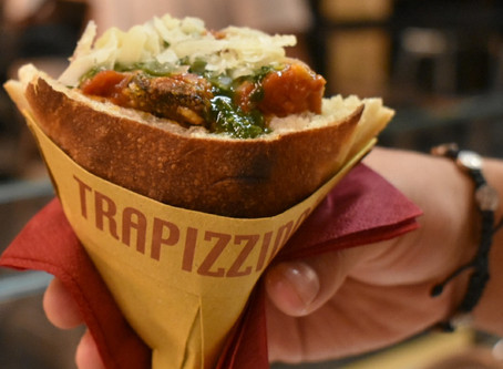 Trapizzino- גאונות בפיתה