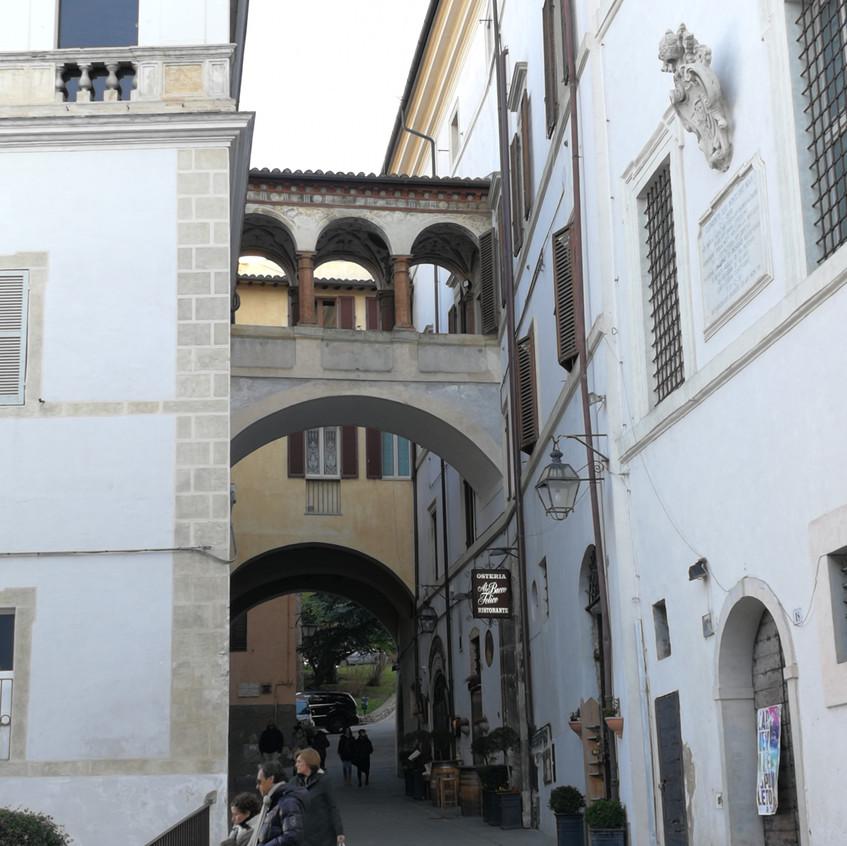 רחובות ספולטו