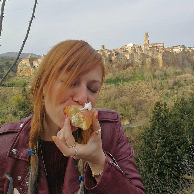 המריטוצו שלי בפיטליאנו Pitigliano.._אושר בטוסקנה