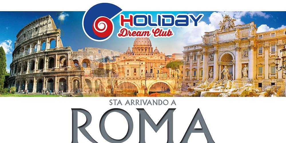 Holiday Dream Club a Roma
