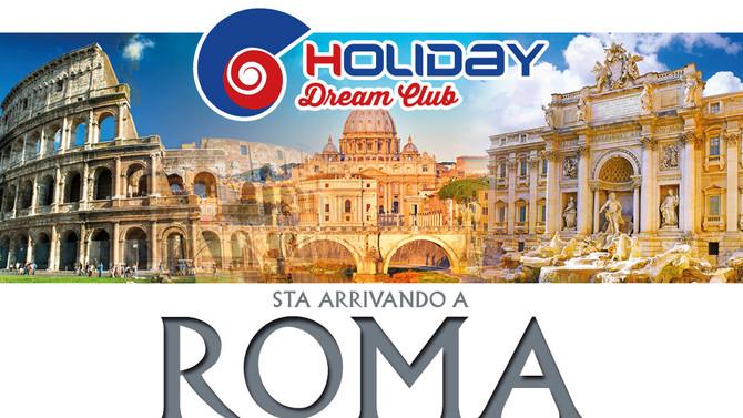 HDC sbarca a Roma