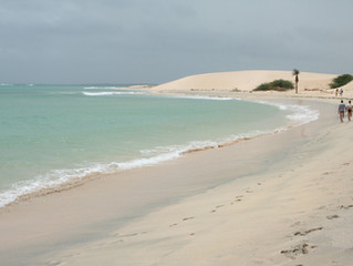 Capo Verde, oceano creolo