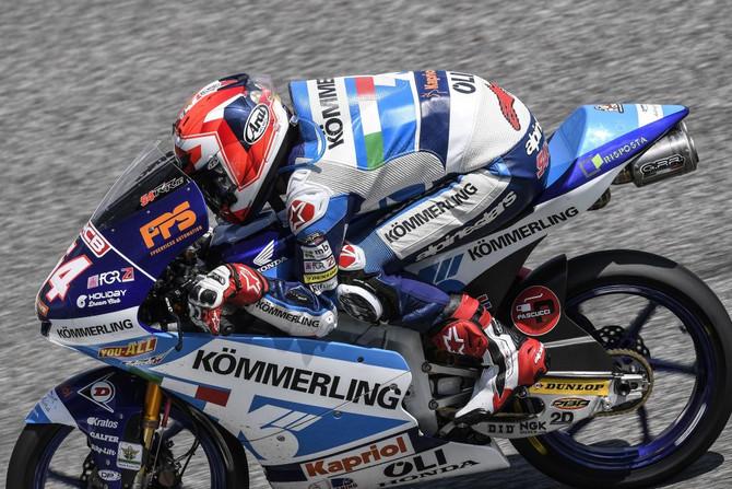 #ThaiGP: Rodrigo non corre, Rossi di nuovo a punti