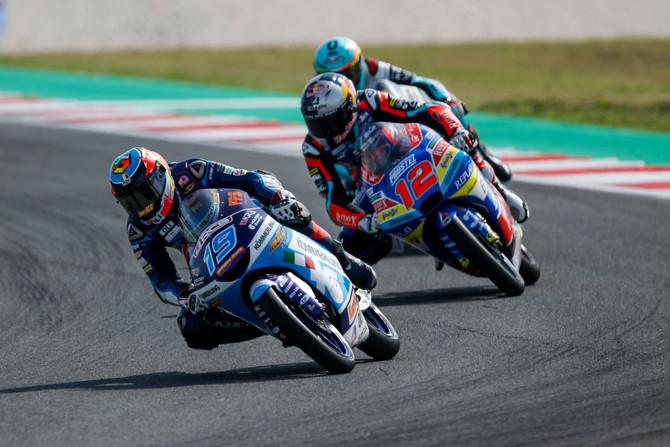 Rientro positivo per Rodrigo a Misano, anche Rossi a punti