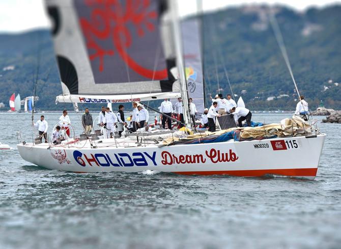 Holiday Dream Club conquista il 13° posto alla Barcolana