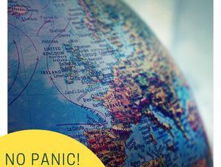 Viaggiatori, no panic!