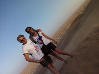 Aprile 2019 in Oman, tra mare e deserto!