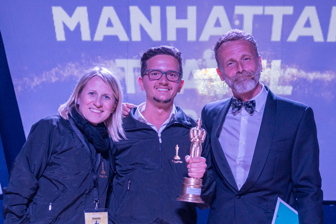 Settemari premia Manhattan Travel di Holiday Dream srl