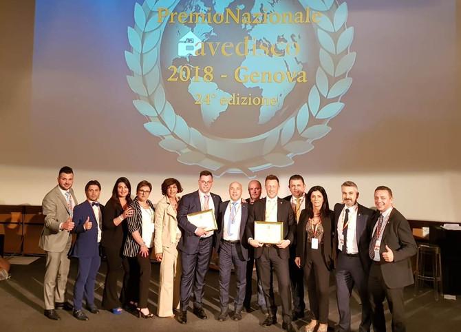 HDC presente al 24° Premio Nazionale AVEDISCO