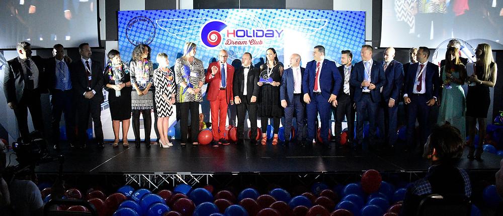 Holiday Dream Club Winners Meeting 2016