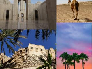 Scopri l' Oman!