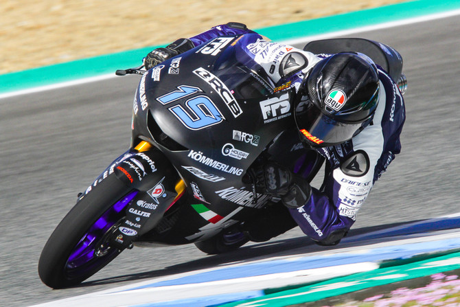 Rodrigo vola a Jerez, Rossi cresce