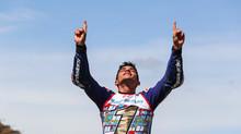 JORGE MARTIN campione del mondo Moto3 2018