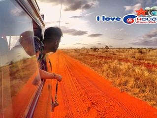 La fantastica natura del Kenya