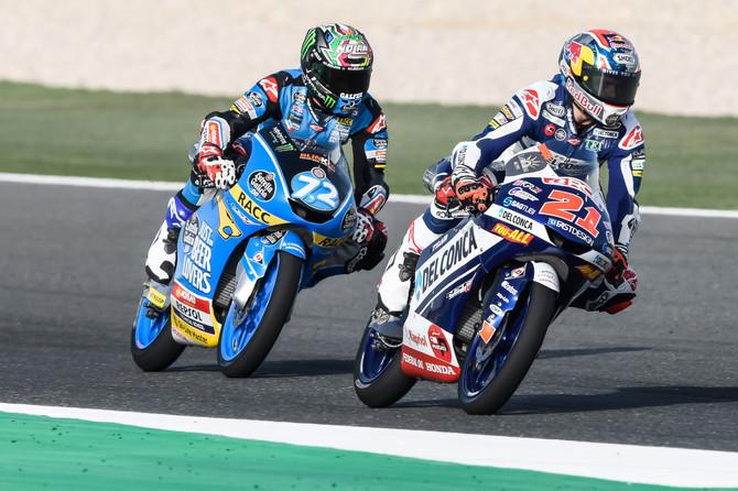 Il Team Del Conca Gresini Moto3 in Argentina per confermarsi