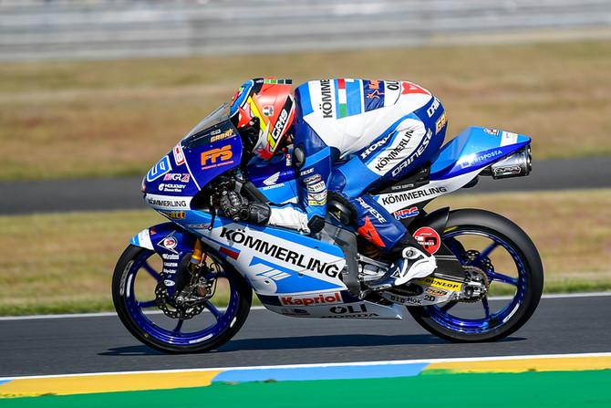 Rodrigo si accontenta della Top10 nelle libere di Le Mans