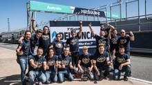 Il team Del Conca Gresini Moto3 si laurea campione del mondo in Australia!
