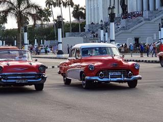Cinque motivi per andare a Cuba