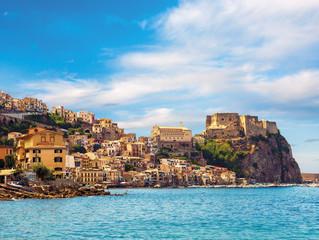 """Calabria, itinerario lungo la """"Costa degli Dei"""""""