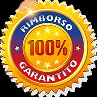 RIMBORSO 100% GARANTITO