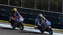Motegi amara per il team Del Conca Gresini Moto3
