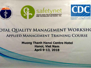 2nd Vietnam Applied Management Training Course starts in Hanoi