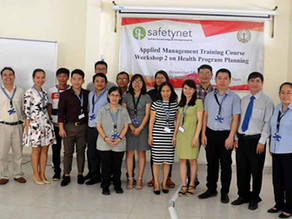 2nd Viet Nam Applied Management Training Course Workshop