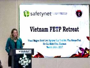 Vietnam FETP Staff Retreat