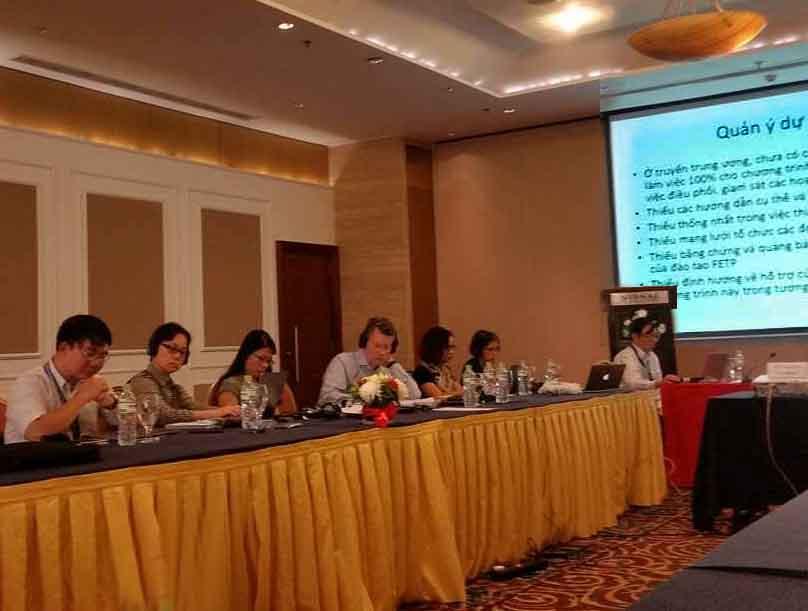 Vietnam FETP Staff Retreat 3