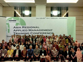 Asian Regional Applied Management Training Conference