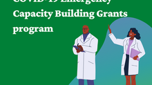TEPHINET Opportunity: COVID-19 Emergency Capacity Building Grants program