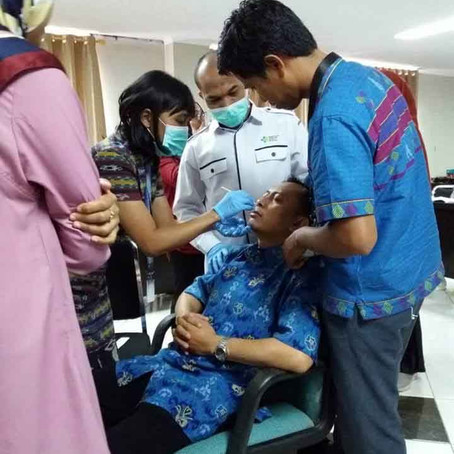 2nd Didactic Workshop of Indonesian Course on Early Detection and Response  for Rapid Response Teams