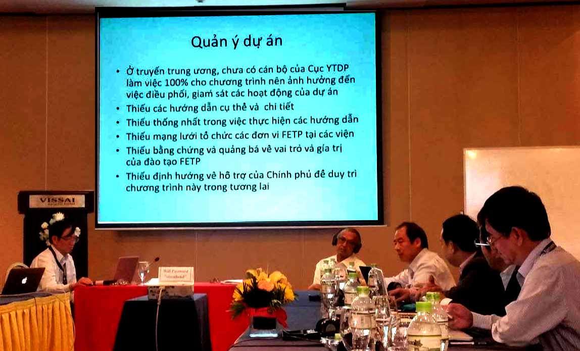 Vietnam FETP Staff Retreat 6