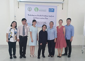 2nd Didactic Workshop for 2018 Viet Nam Applied Management Training Course  in Ho Chi Minh City, Jul