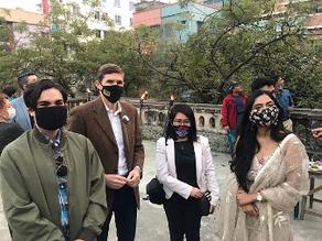 SAFETYNET celebrates Shakrain under pandemic restrictions