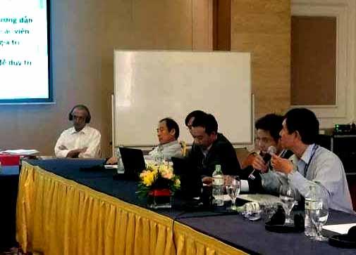 Vietnam FETP Staff Retreat 1