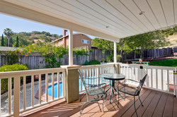 820 Colleen Dr San Jose CA-large-073-14-Deck off Kitchen Overlookin-1500x1000-72dpi