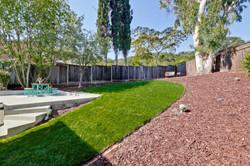 820 Colleen Dr San Jose CA-large-076-22-Backyard with Fresh Sod-1500x1000-72dpi
