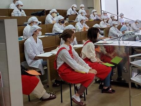 金沢市保健所主催 特別講義を担当いたしました