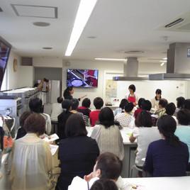 京葉ガス 食の祭典クッキングショー