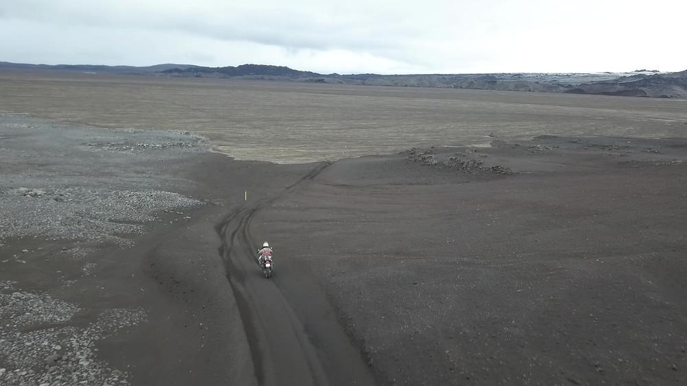 raid2roues,islande à moto, f910,holuhraun