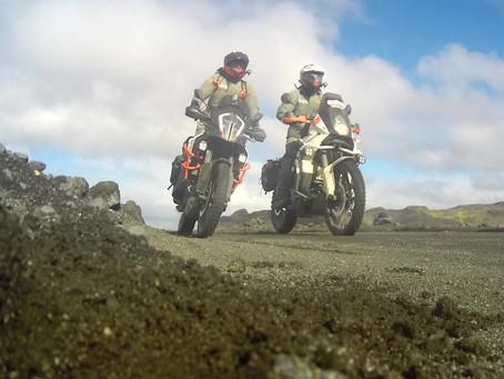 Voyage à moto en Islande par Raid2roues Day 6 : Le golden circle !