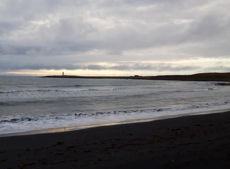 Voyage à moto en Islande par Raid2roues Day 1 : A 1 km du cercle polaire