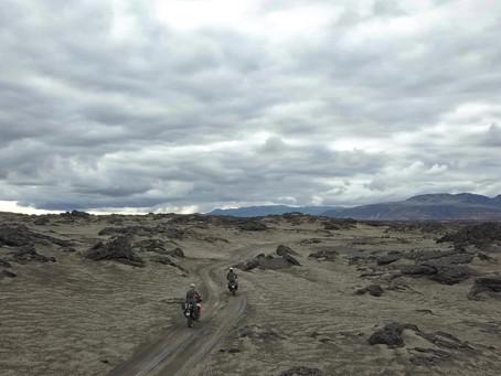 Voyage à moto en Islande par Raid2roues Day 2 : Cap sur les Highlands et ses premiers gués !