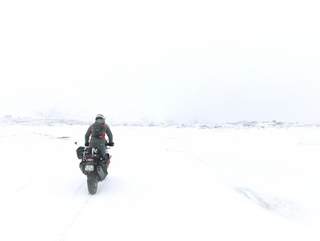 Voyage à moto en Islande par Raid2roues Day 3: La célèbre F-910